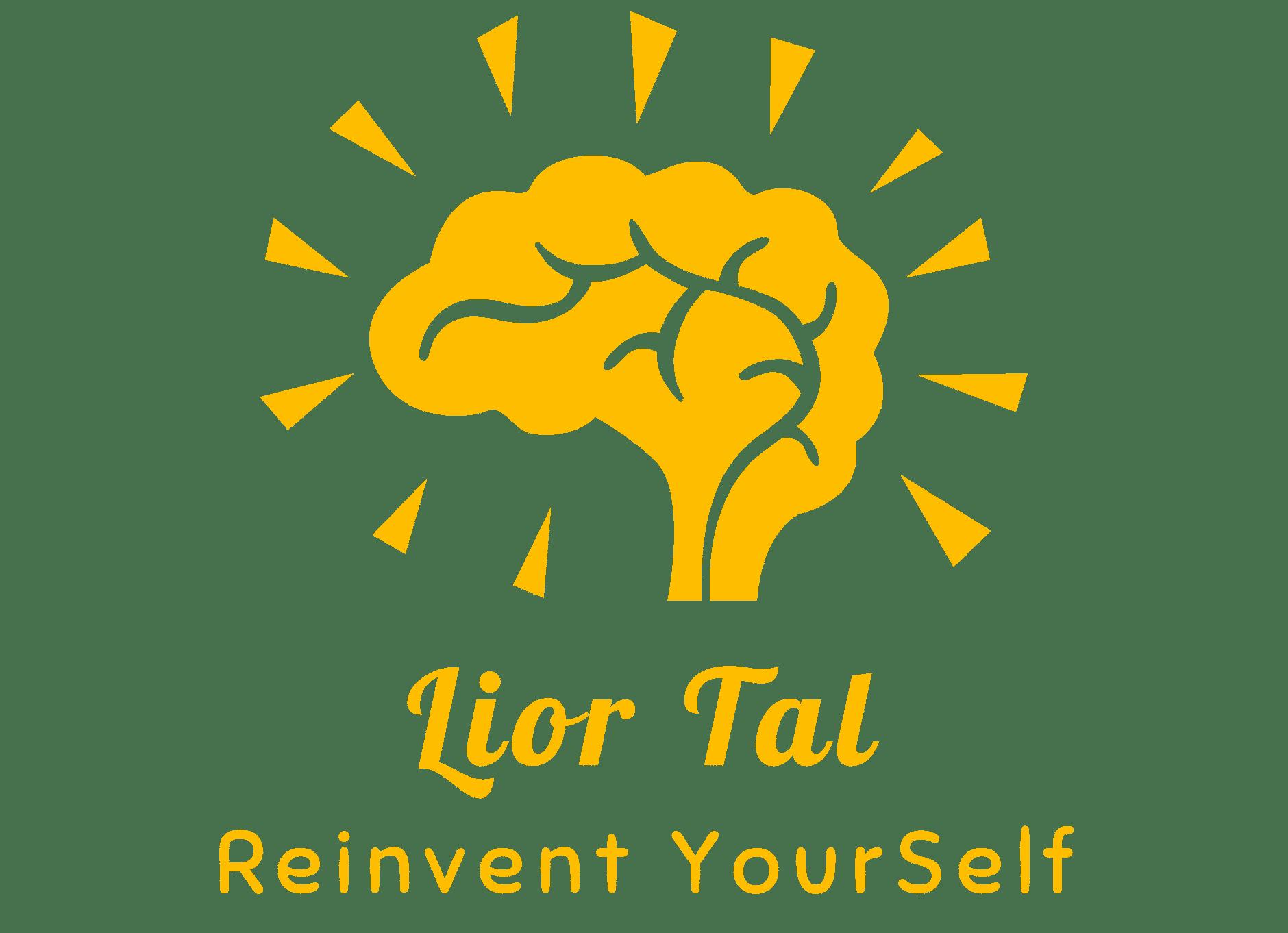 ליאור טל – מוטיבציה, חשיבה חיובית ויצירתיות בחיים ובעסקים
